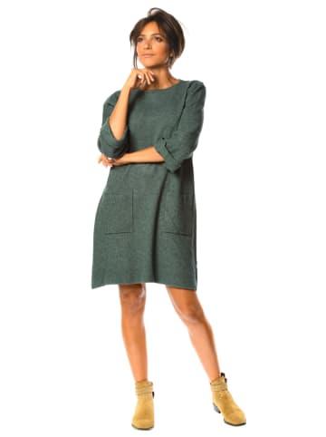 """Scarlet Jones Sukienka """"Donna"""" w kolorze zielonym"""