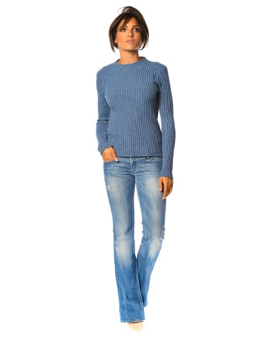 "Saint Germain Paris Pullover ""Kimi"" in Blau"