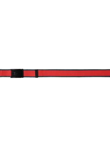 CMP Pasek w kolorze czerwonym - dł. 120 cm