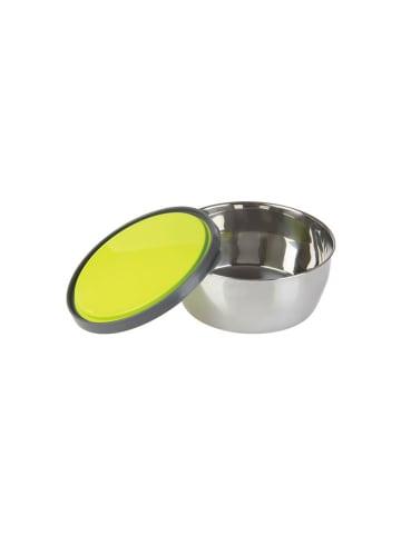 Utilinox Voorraadpot zilverkleurig/groen - 400 ml