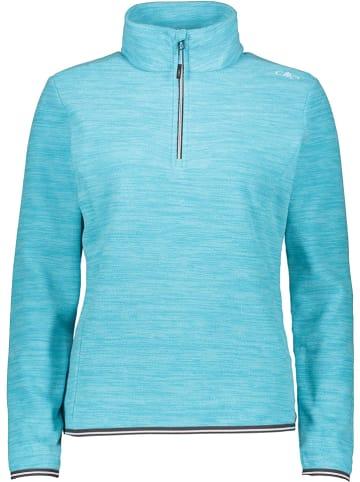 CMP Fleece trui blauw