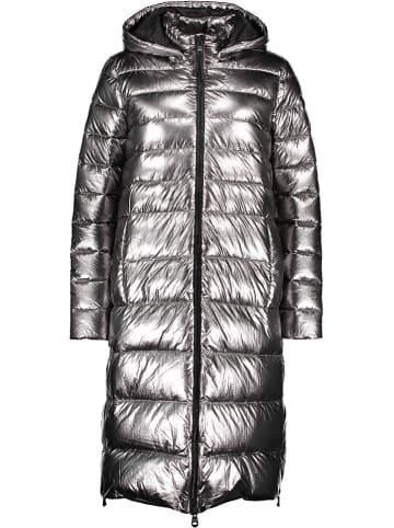 CMP Płaszcz zimowy w kolorze srebrnym