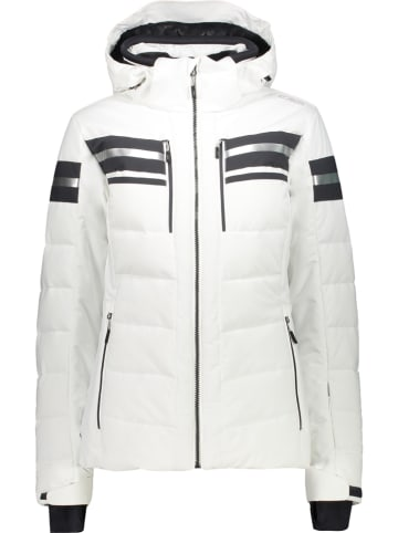 CMP Ski-/ Snowboardjacke in Weiß