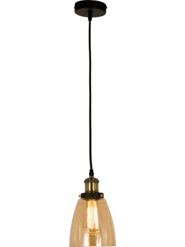 """Aneta Lampa wisząca """"Becky"""" w kolorze złotym - Ø 14 cm"""