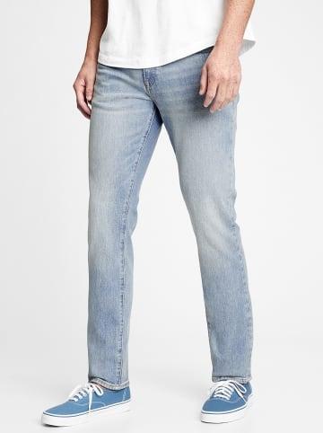 GAP Spijkerbroek - slim fit - lichtblauw