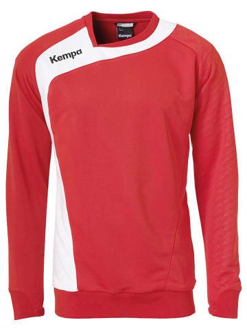 "Kempa Trainingsshirt ""Peak"" in Rot"