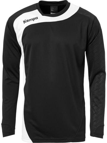 """Kempa Trainingsshirt """"Peak"""" in Schwarz"""