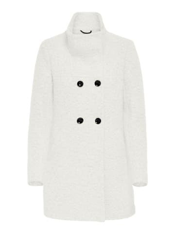 ONLY Płaszcz przejściowy w kolorze białym