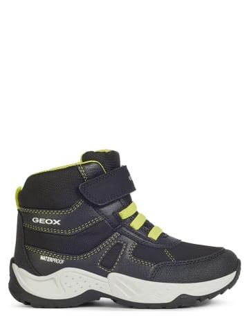 "Geox Sneakers ""Sentiero"" in Dunkelblau"
