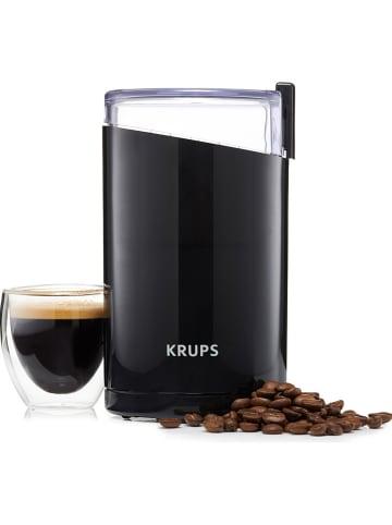 Krups Koffie-en kuridenmolen zwart