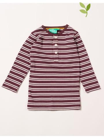 Little Green Radicals Koszulka w kolorze fioletowym