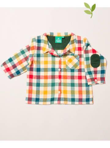 Little Green Radicals Koszula ze wzorem