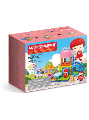 "MAGFORMERS 22-delige magneetspeelset ""Magformers Town"" - 3 jaar"