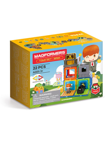 """MAGFORMERS 22tlg. Magnetspielset """"Magformers Town"""" - ab 3 Jahren"""