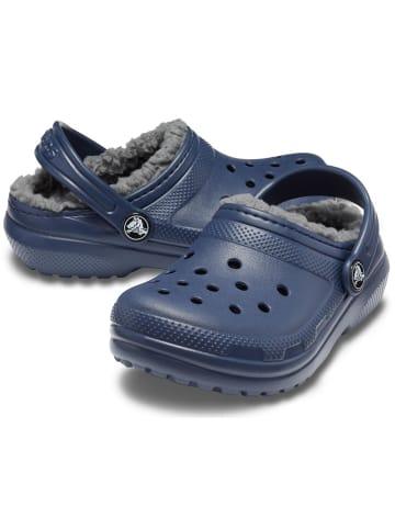 """Crocs Crocs """"Classic Lined"""" donkerblauw"""