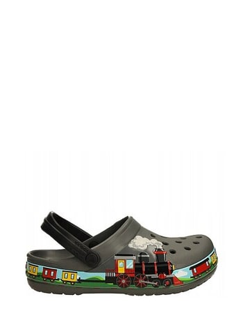 "Crocs Crocs ""FL Train Band"" in Grau/ Bunt"