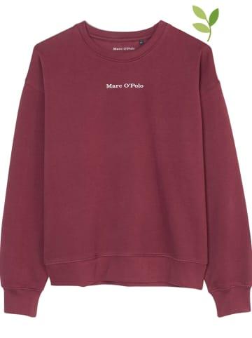 Marc O'Polo Junior Sweatshirt wijnrood