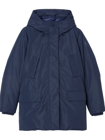 Marc O'Polo Junior 2-in-1 parka donkerblauw