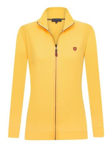 """SIR RAYMOND TAILOR Bluza """"Adaja"""" w kolorze żółtym"""