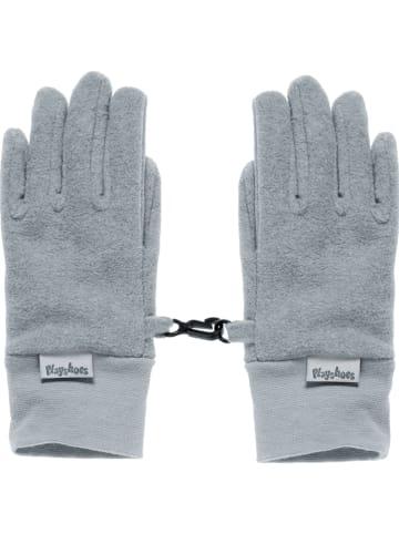 Playshoes Fleece handschoenen grijs