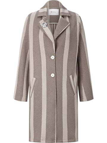 Rich & Royal Płaszcz przejściowy w kolorze beżowym