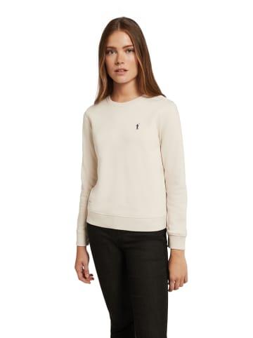 Polo Club Bluza w kolorze kremowym