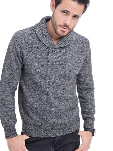 C& Jo Sweter w kolorze ciemnoszarym