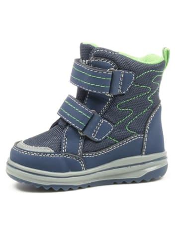 Richter Shoes Winterboots blauw
