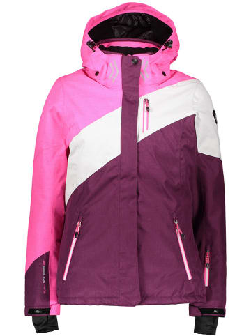 "Killtec Ski-/snowboardjas ""Wenzana Li"" violet/roze"