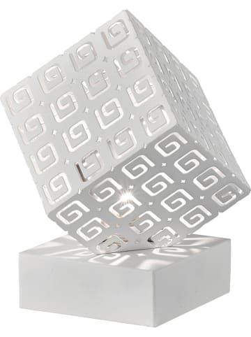 FH Lighting Tischleuchte in Weiß - (H)21,5 cm