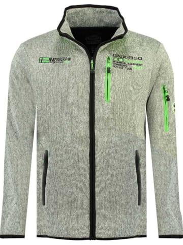 "Geographical Norway Fleece vest ""Ulectric"" lichtgrijs"