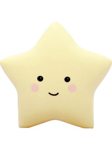 """Reer Lednachtlampje """"Lumilu Sweet Dreams - Star"""" geel - (H)13 cm"""