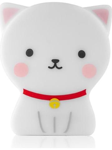 """Reer Lednachtlampje """"Lumilu Cute Friends - Cat"""" wit - (H)10 cm"""