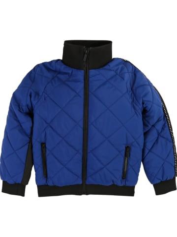 DKNY Omkeerbare tussenjas blauw/zwart