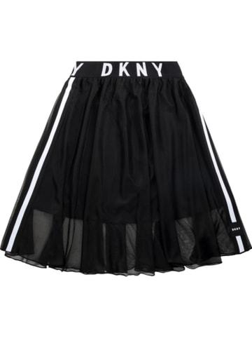 DKNY Spódnica w kolorze czarnym