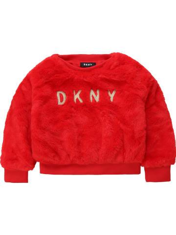DKNY Sweatshirt rood