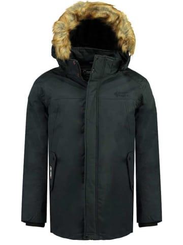 "Canadian Peak Winterjas ""Alexan"" donkerblauw"