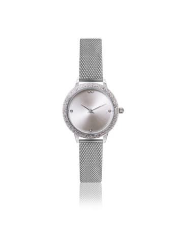 "Annie Rosewood Zegarek ""10M5-S14"" w kolorze srebrnym"
