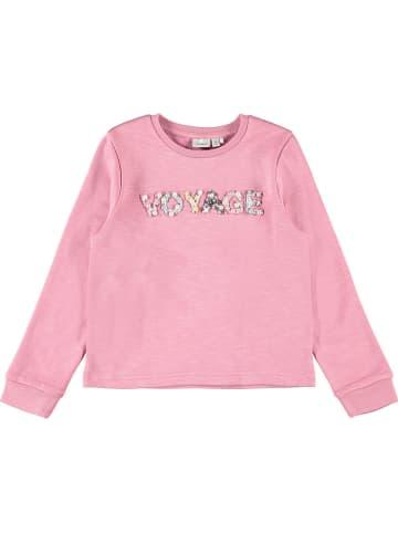 Name it Bluza w kolorze jasnoróżowym