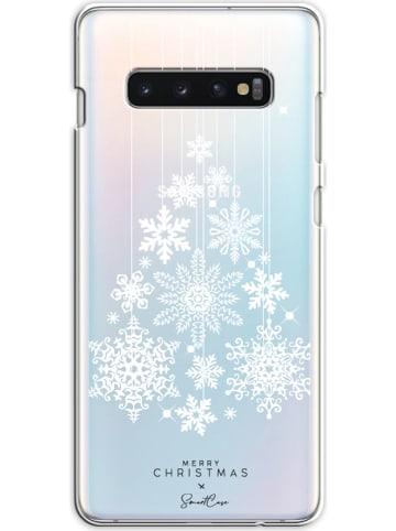 SmartCase Case voor Samsung Galaxy S10 wit