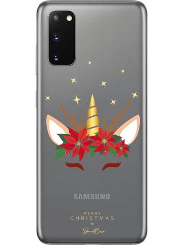 SmartCase Case für Samsung Galaxy S20 in Bunt