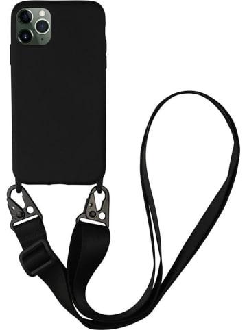 SWEET ACCESS Case met ketting voor iPhone 11 Pro zwart