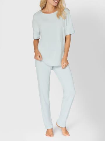 Triumph Pyjama lichtblauw
