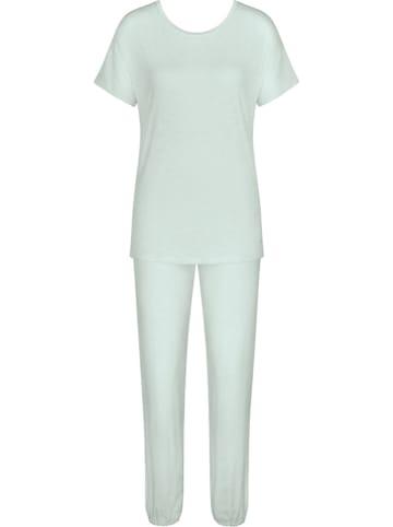 Triumph Pyjama mintgroen