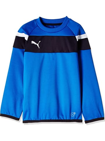 "Puma Functioneel shirt ""Spirit II"" blauw/zwart"