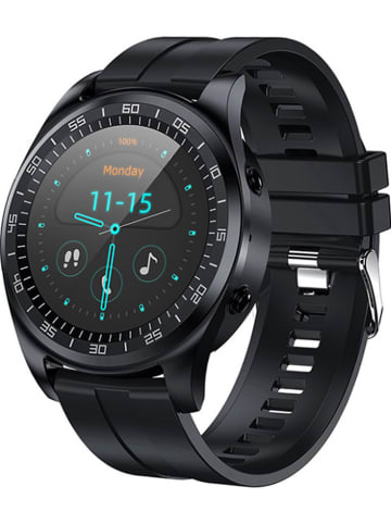 WHIPEARL Smartwatch zwart