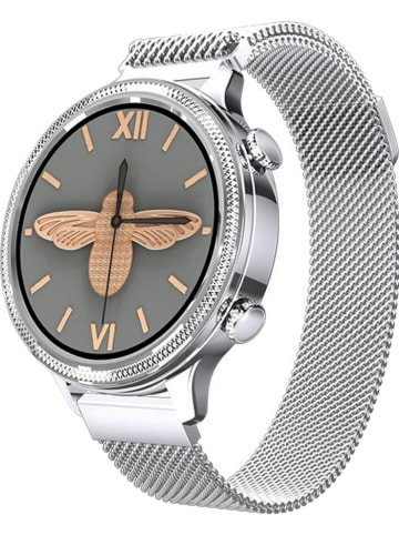WHIPEARL Smartwatch in Silber
