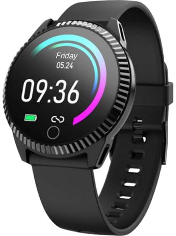WHIPEARL Smartwatch w kolorze czarnym