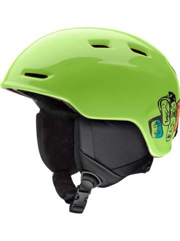 """SMITH Kask narciarski """"Zoom"""" w kolorze zielonym"""