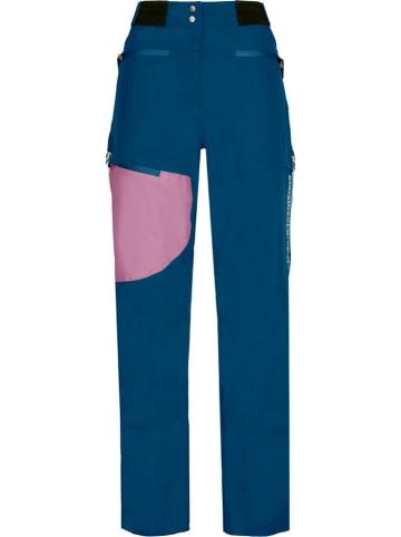 """ROCK EXPERIENCE Spodnie narciarskie """"Scandia"""" w kolorze różowo-morskim"""